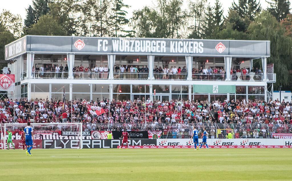 WГјrzburger Kickers Spieler