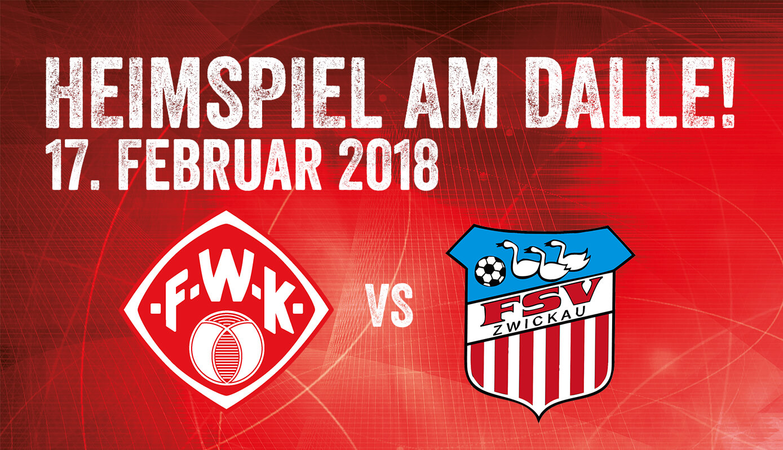 Fsv Zwickau Tickets