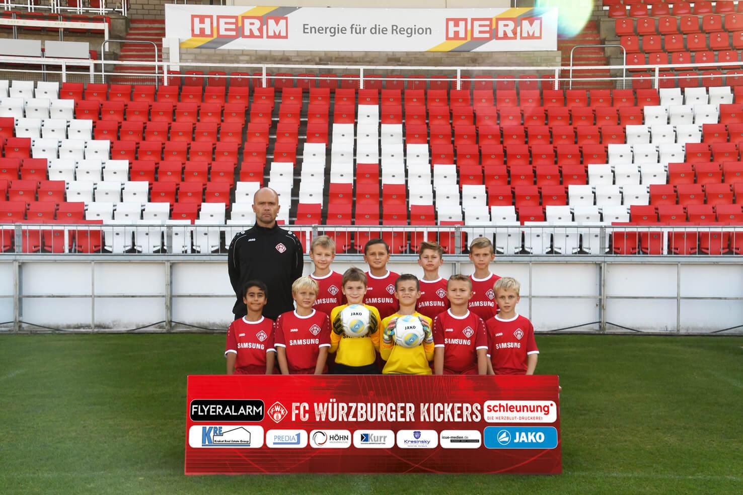 U10 Würzburger Kickers